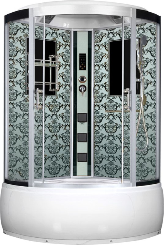 Фото - Душевая кабина Niagara Lux 7744W белый (120x120)