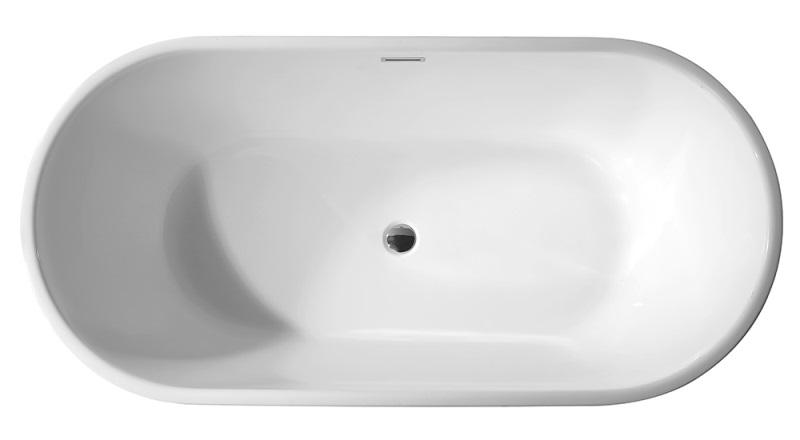 Фото - Акриловая ванна ABBER AB9244