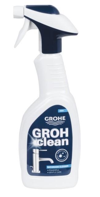 Чистящее средство Grohe 48166000 Grohclean для сантехники и ванной комнаты, фото