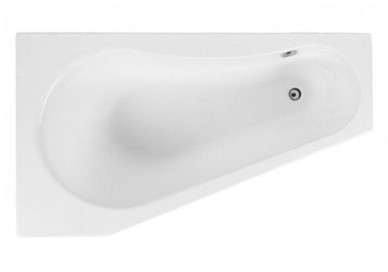 Фото - Акриловая ванна Aquanet BRIZE 160*90 L к/с109 (228171)