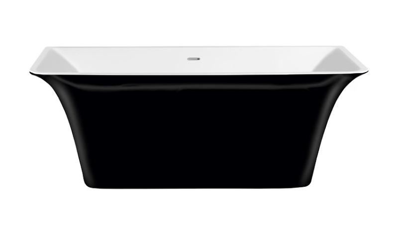 Фото - Акриловая ванна Lagard EVORA Black Agate