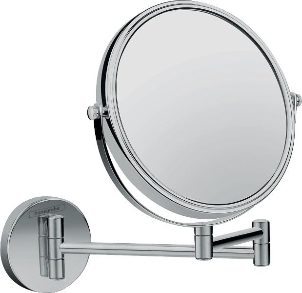 Зеркало Hansgrohe 73561000 Logis для бритья (косметическое), фото