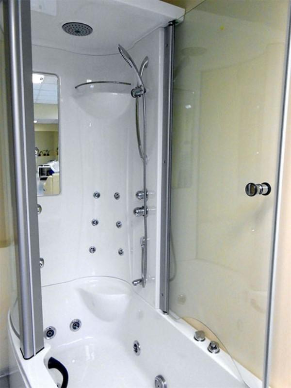 Фото - Акриловая ванна Gemy G8040B L (1700*850*2200)