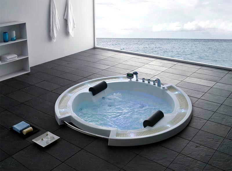 Фото - Акриловая ванна Gemy G9060 K (2100*2100*870)