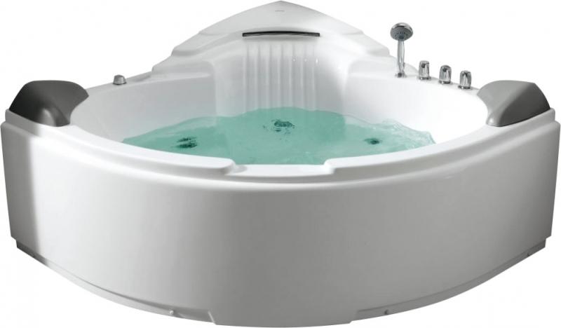 Фото - Акриловая ванна Gemy G9082 B (1520*1520*780)