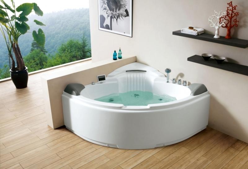 Фото - Акриловая ванна Gemy G9082 K (1520*1520*780)
