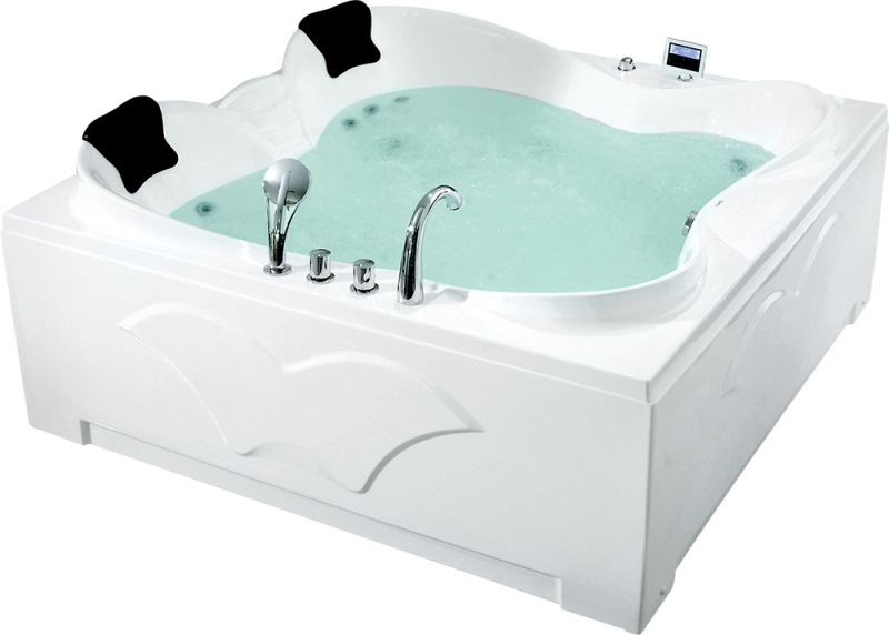 Фото - Акриловая ванна Gemy G9089 K L (1870*1870*850)