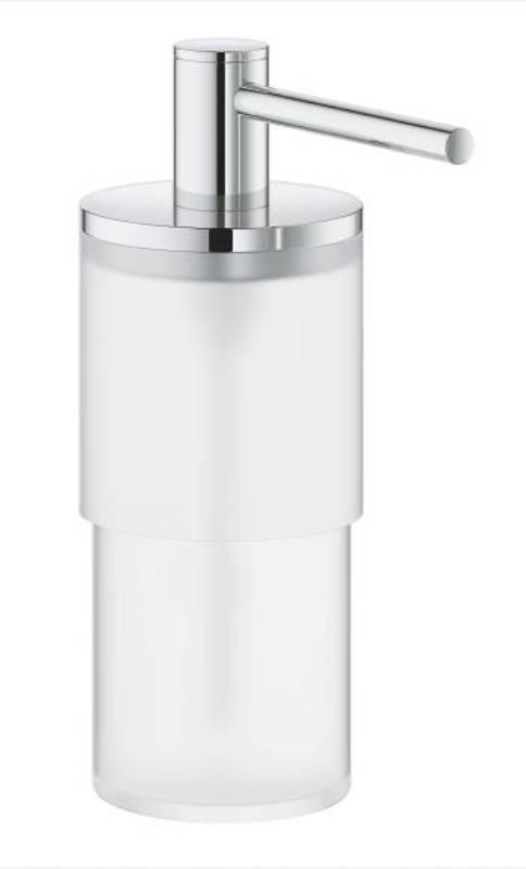 Дозатор Grohe 40306003 Atrio New жидкого мыла, фото