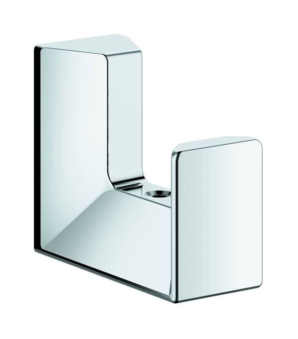 Крючок Grohe 40782000 Selection Cube для банного халата, фото