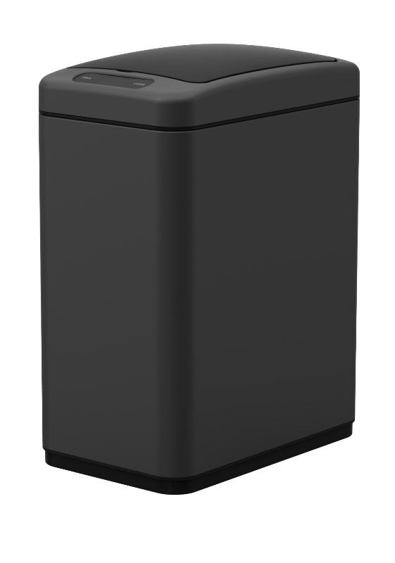 Ведро WELTWASSER WW NAVY BL 8L Матовый черный, фото