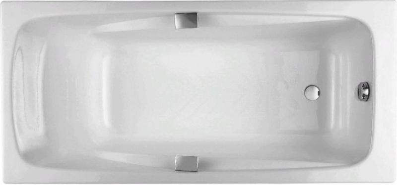 Фото - Чугунная ванна Jacob Delafon REPOS E2903 (180x85) (бел)