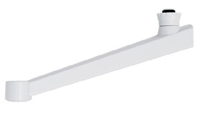 Фото - Водонагреватель проточный электрический Electrolux Smartfix 2.0 T (5,5 kW) - кран