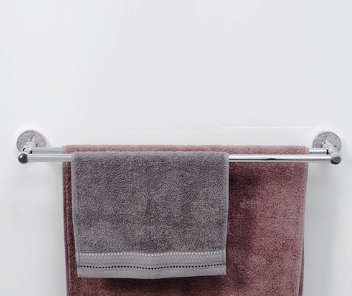 Штанга WasserKRAFT Nau K-7740 для полотенец двойная, фото