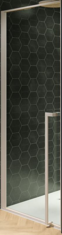 Фото - Душевая дверь Riho LUCID GD101 1000 x 2000 white (GD110W000)