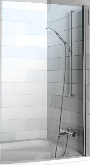 Фото - Шторка для ванны Riho NOVIK Z108 LYRA 140/153,5/170 правая (GZT91000892)