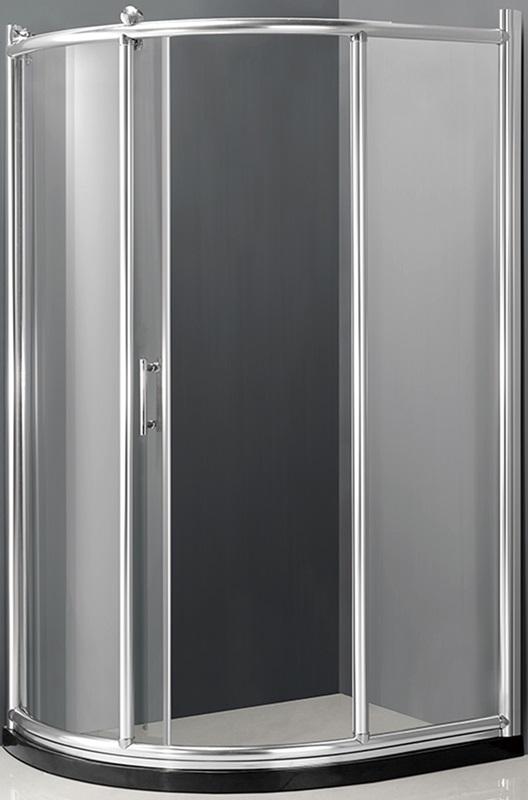 Фото - Душевое ограждение Oporto Shower 8004 R (8004 R) без поддона