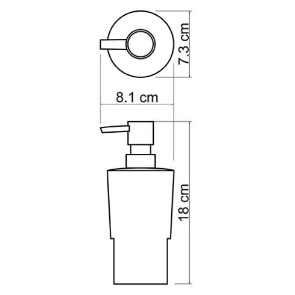 Дозатор WasserKRAFT C179, фото
