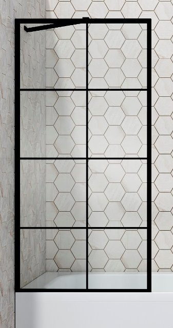 Фото - Шторка для ванны Ambassador Bath Screens 16041209 (800x1400)