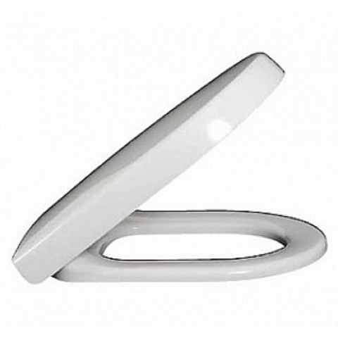 Фото - Сиденье для унитаза Villeroy & Boch Verity Design 9M66S901 белый