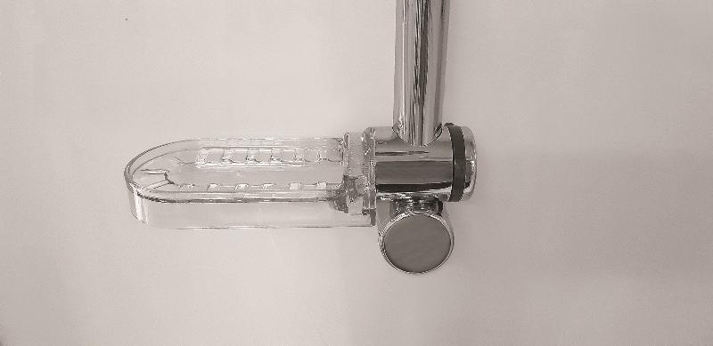 Фото - Душевая кабина WELTWASSER EMMER 11015-2 (1100х1100х2170)