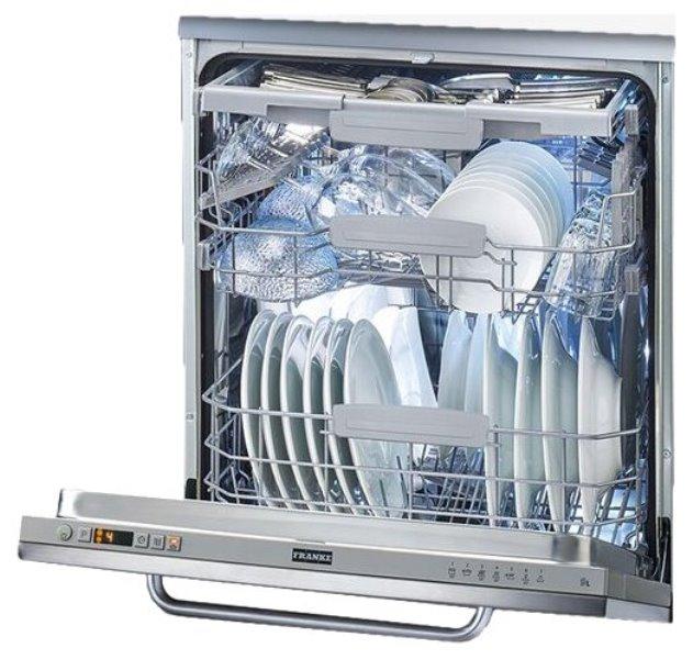 Фото - Посудомоечная машина Franke FDW 614 D7P DOS A++ (117.0568.962)