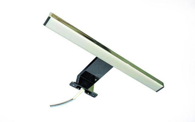 Фото - Светильник LED Fagus 220В 5,6Вт хром GLC-226-300 СВЕТКОМ 04.107.01.401