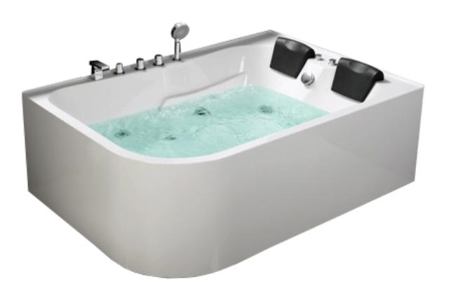 Фото - Акриловая ванна Frank F152 L