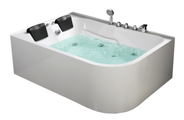 Фото - Акриловая ванна Frank F152 R