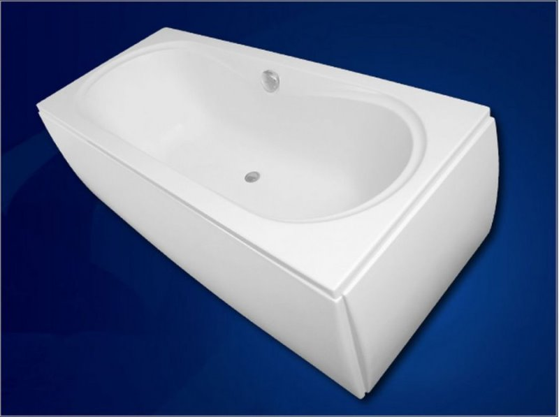 Фото - Акриловая ванна Vagnerplast BRIANA 170 VPBA170BRI2X (170х75х43)