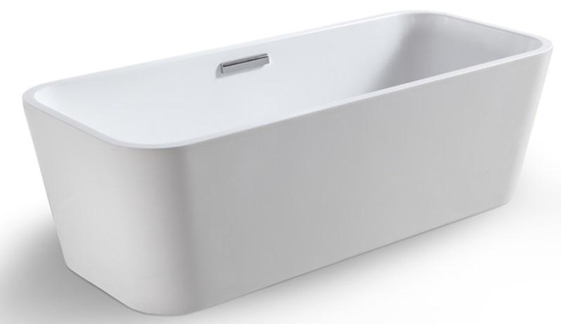 Фото - Акриловая ванна SSWW М702W (1800x750x560)