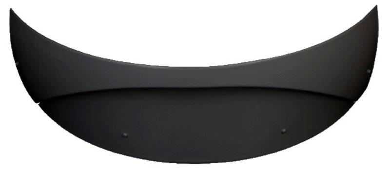 Фото - Панель фронтальная для Aquanet FREGATE 120  черная (179236)