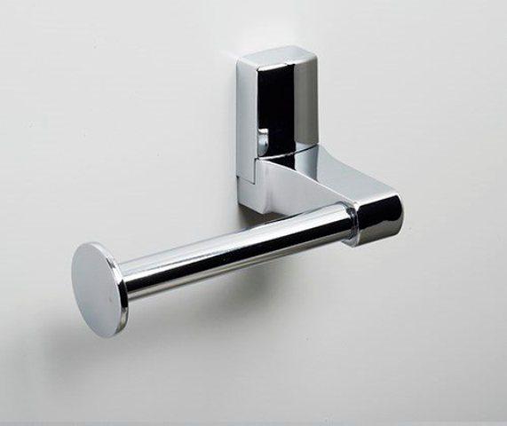 Держатель туалетной бумаги WasserKRAFT Leine K-5096 металл, хромоникелевое покрытие, фото