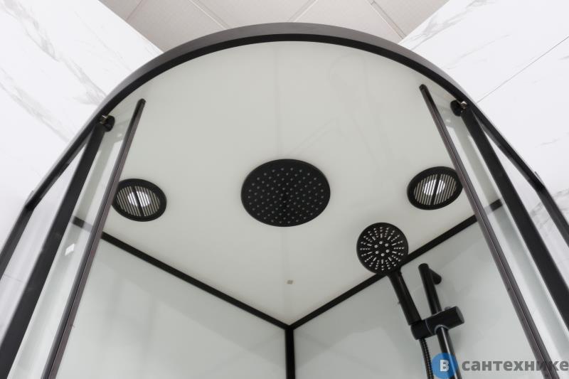 Душевая кабина Frank F400 Black
